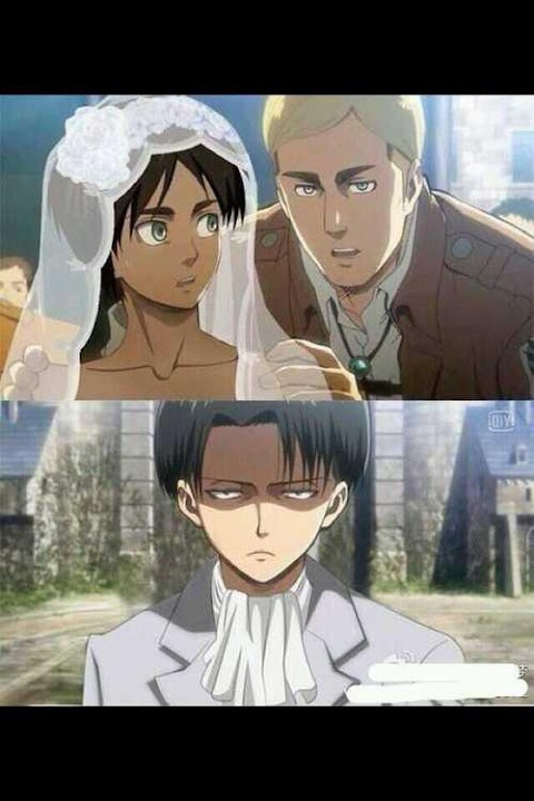 Kiss Anime Attack On Titan