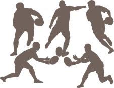 Footballer set