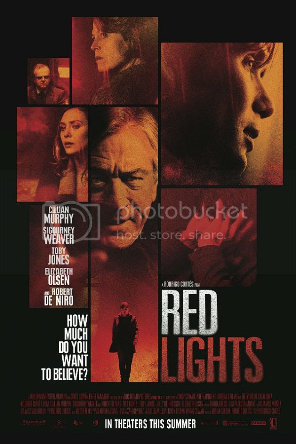 Red Lights Red Ligts - Mentes Poderosas