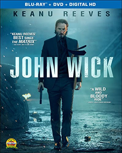 John Wick (Blu-ray + DVD + Digital HD)