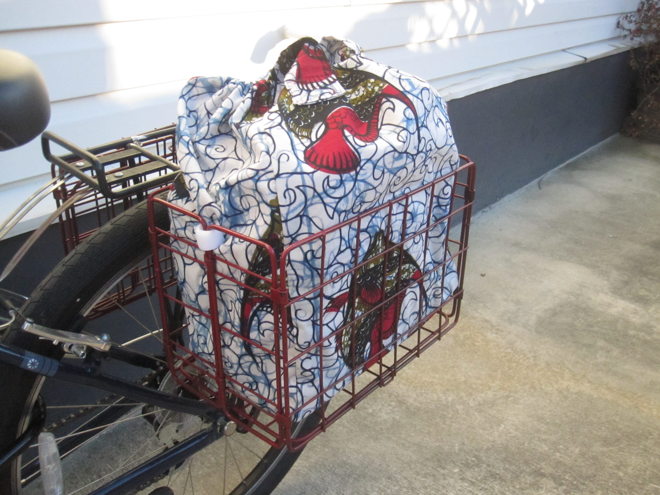 Bag in Basket
