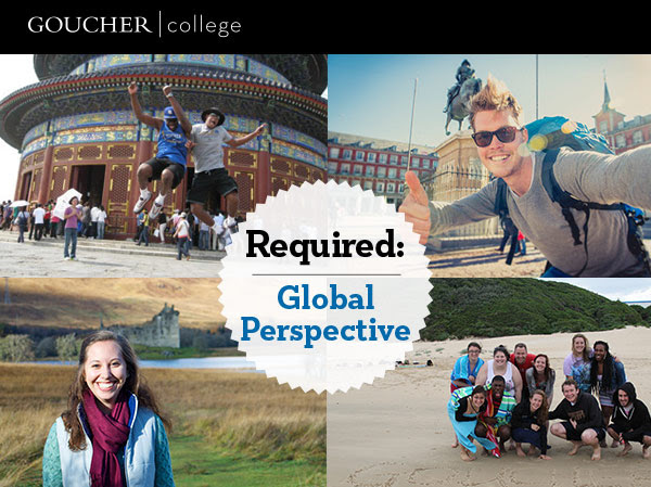 No. 1 in Study Abroad | Goucher College
