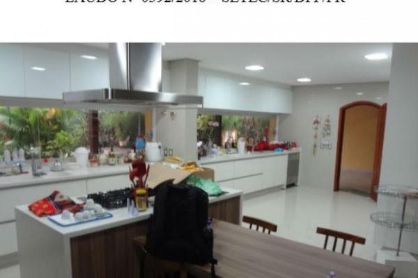 A cozinha de Atibaia usada por Moro como retaliação