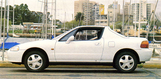 950+ Honda Civic Crx Targa 1993 Terbaru