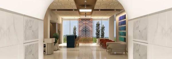 Microsoft's new office looks a lot like the Taj Mahal