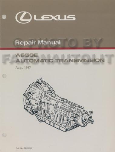 1998 Lexus GS 300/400 Wiring Diagram Manual Original