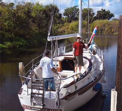 Lucas Get Endeavour 37 A Plan Sailboat