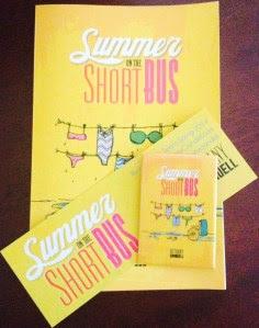 Shortbus book & swag