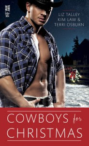 Cowboys for Christmas - Liz Talley, Kim Law, Terri Osburn