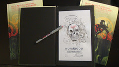 Wormwood Hardcover: Tequila edition