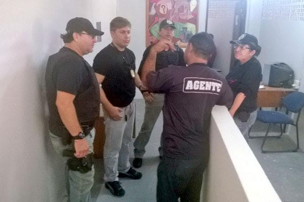 Diretores do presídio se reuniram na sede da Sejuc