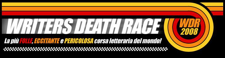 Writers Death Race