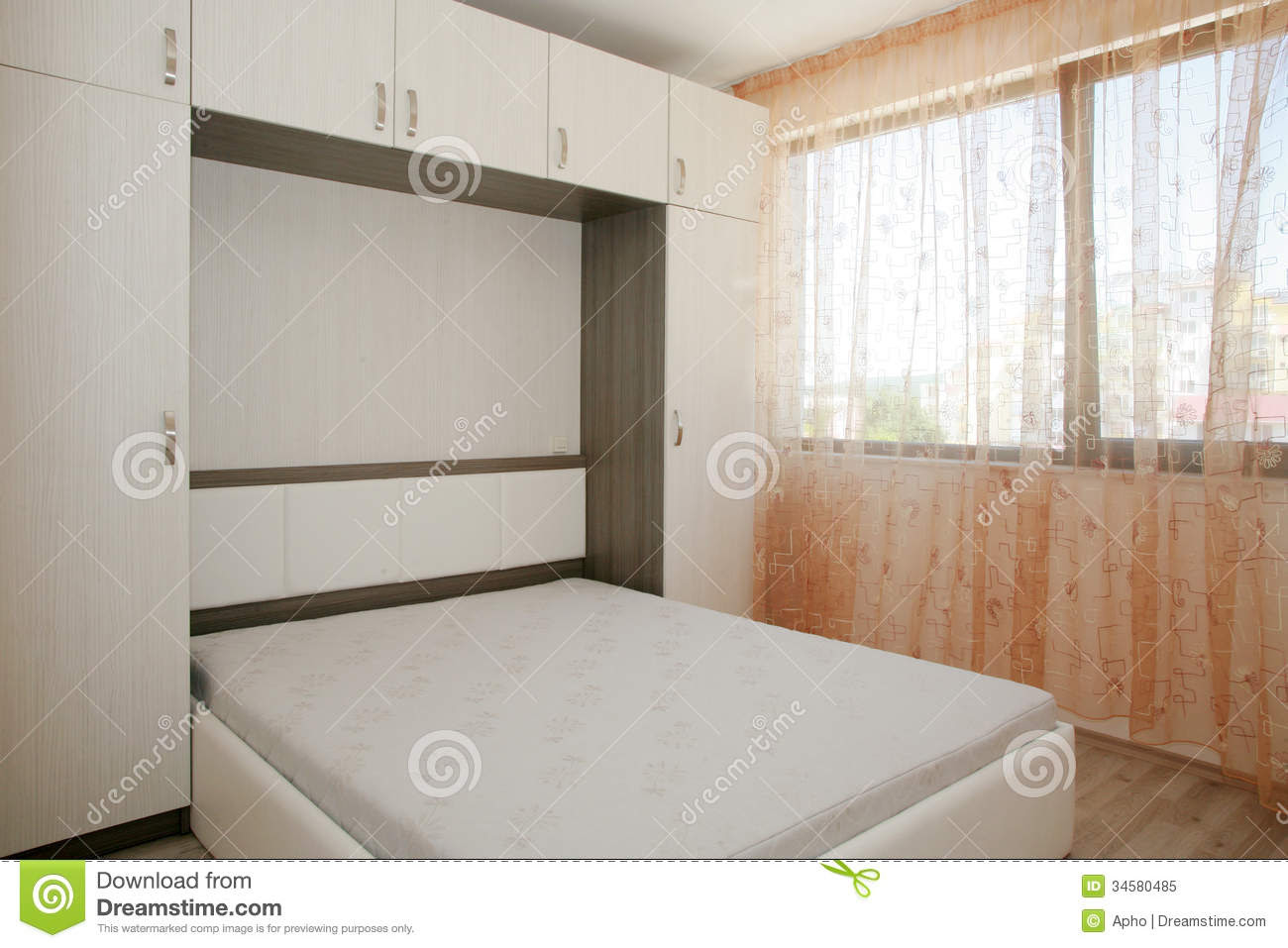 Bedroom Royalty Free Stock Photo - Image: 34580485