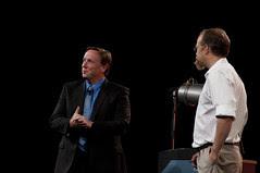 "Lance Howarth and Adam Messinger, JavaOne 2011 San Francisco ""Java Strategey Keynote"""