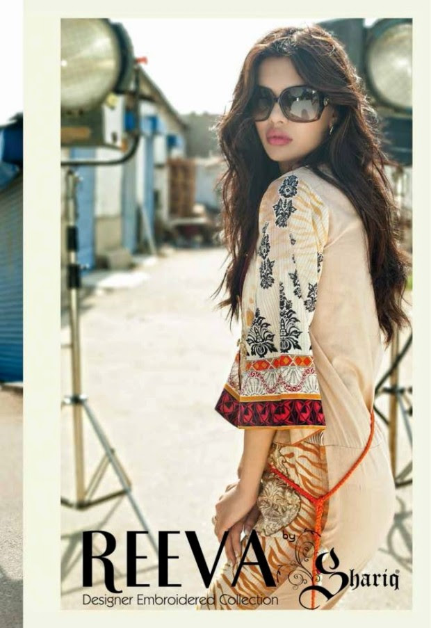 Womens-Girl-Dress-Reeva-Designer-Embroidered-Lawn-Collection-2013-By-Shariq-Textile-8