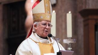 El cardenal arquebisbe de València, Antonio Cañizares, en una imatge d'arxiu