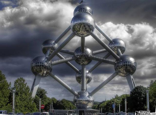 As construções mais estranhas do mundo