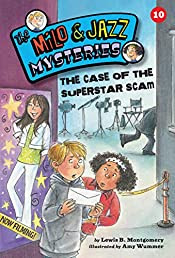 The Case of the Superstar Scan by Lewis B. Montgomery