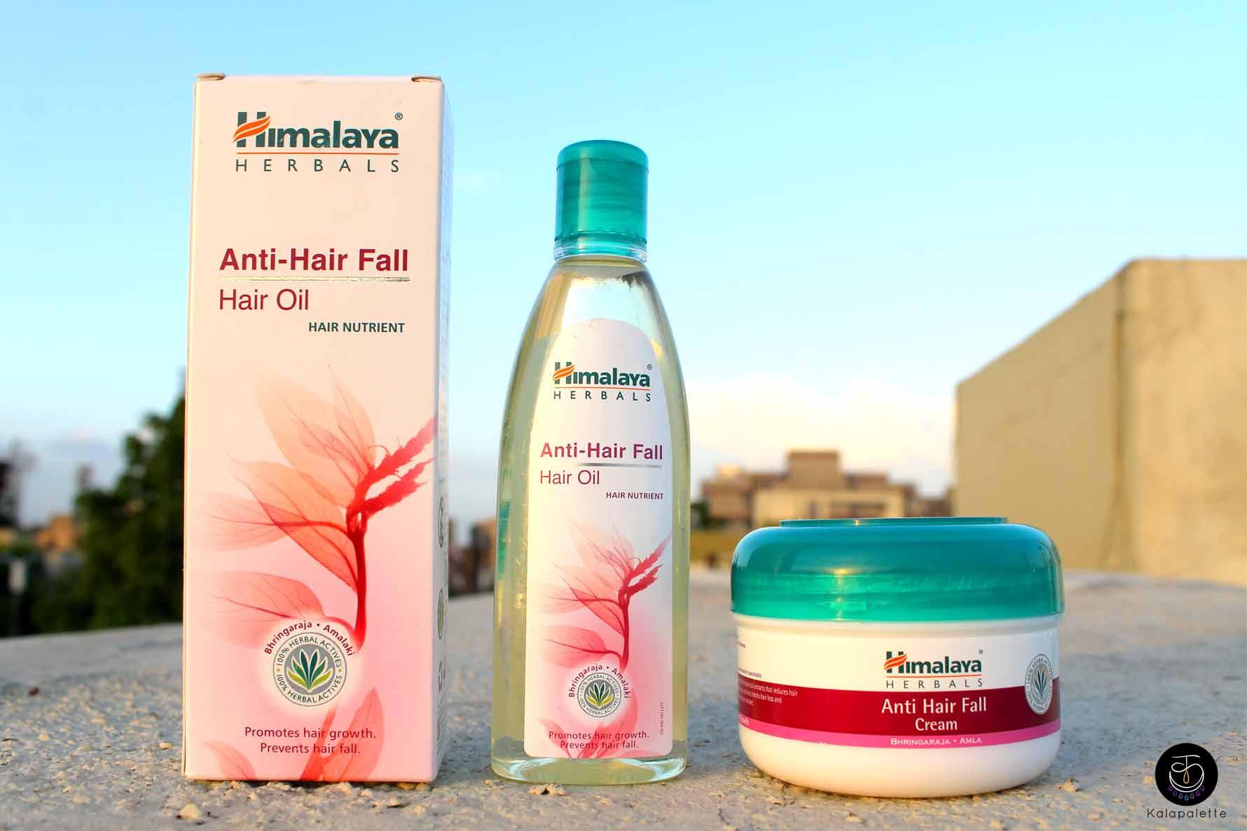Himalaya Herbals Hair Care Range Review - Kalapalette
