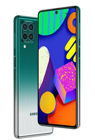 Samsung Galaxy F62 with 6.7-inch Infinity O Display, 7000mAh Battery