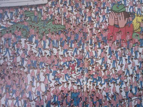 Where's Wally? by WhoAm_I?