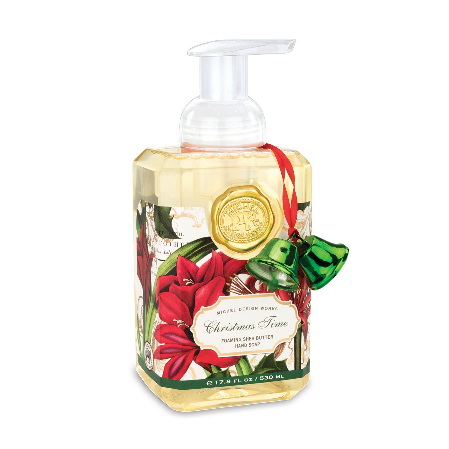 Foaming Hand Soap By Michel Design Works Christmas Time