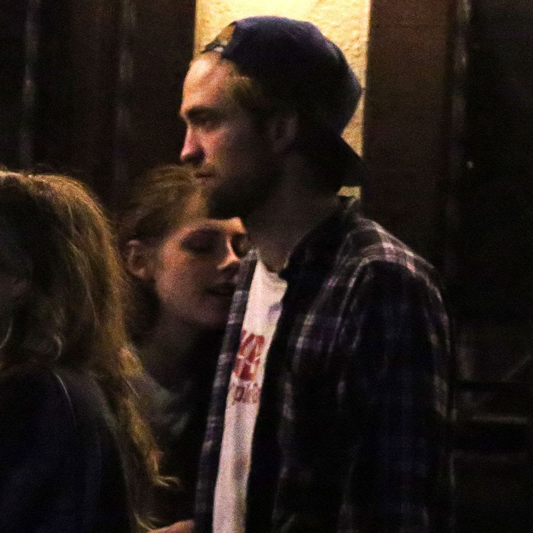 Ye Rustic Inn - October 14, 2012, Robert Pattinson, Kristen Stewart