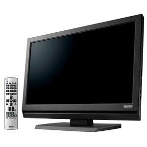 I-O DATA 地上デジタルチューナー搭載18.5型ワイド液晶ディスプレイ LCD-DTV192XBR