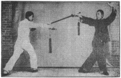 《昆吾劍譜》 李凌霄 (1935) - technique 5