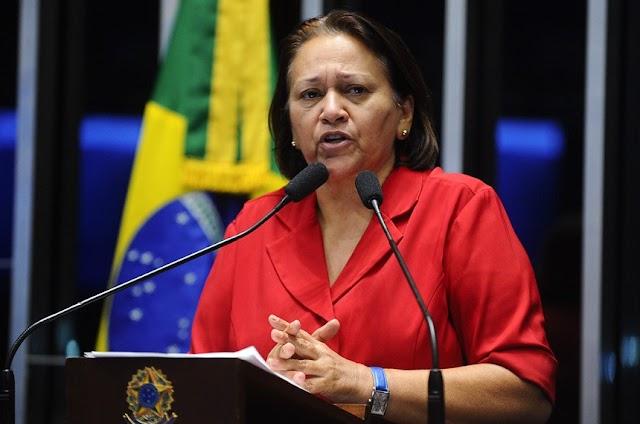 Fábio Dantas diz que Fátima vai no mesmo caminho de Robinson