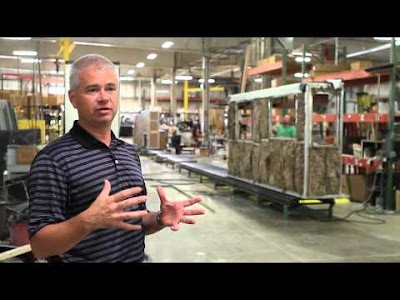 VIDEO: Newmar Factory Tour