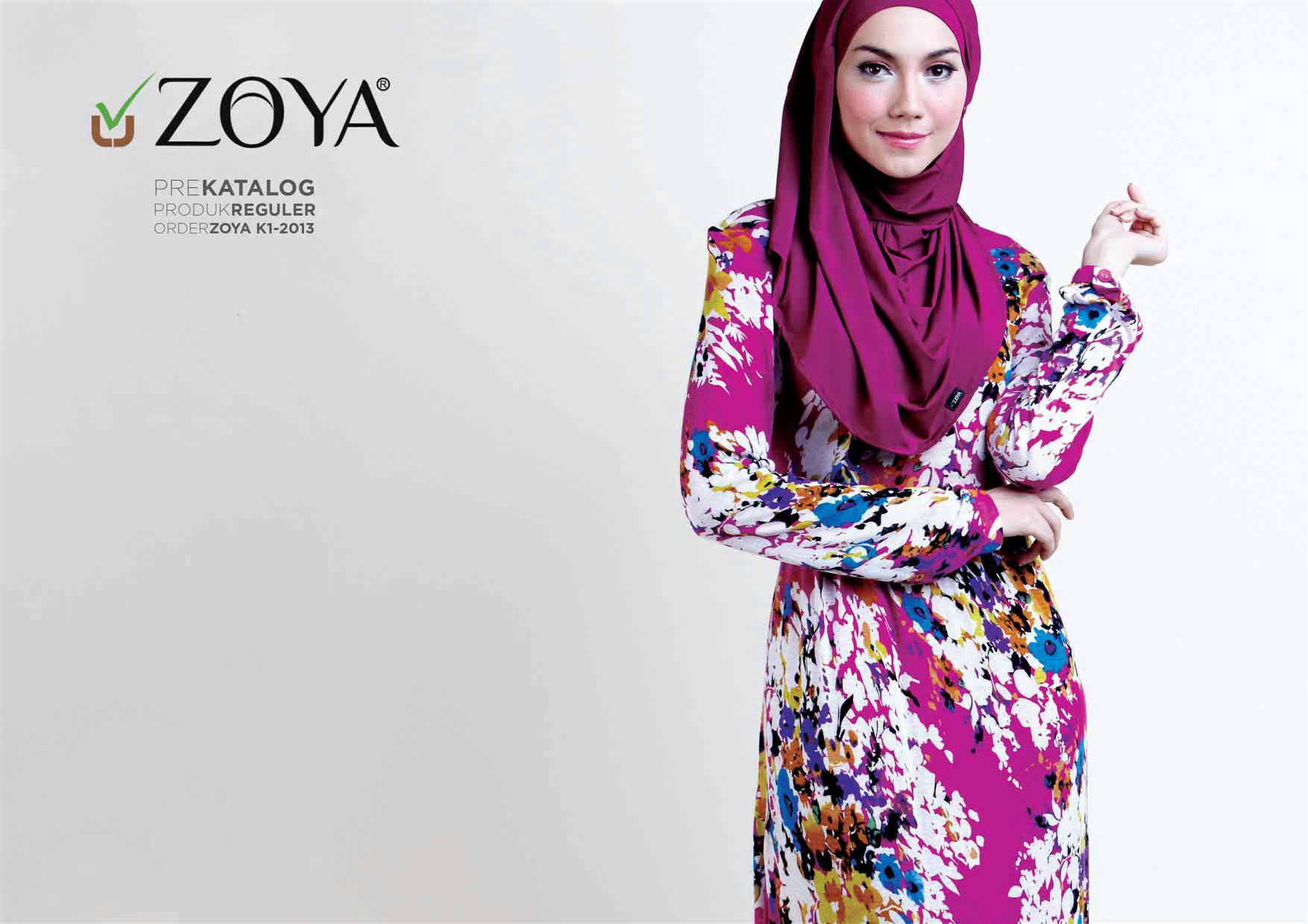 83 Gambar Menarik Tutorial Hijab Pashmina Pesta Zoya Terupdate