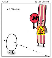 Ant Crossing