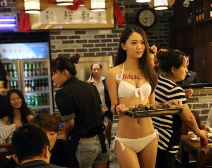 Enquizzle Photos See The Restaurant In China Where