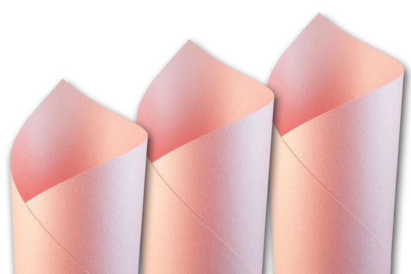 Stardream Metallic Rose Quartz Card Stock