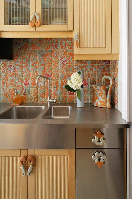 7 Backsplash