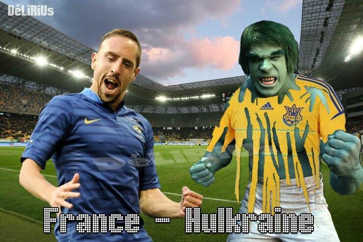 France Hulkraine DéLiRiUs