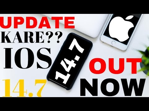 What's New in IOS 14.7 - Should You Update to IOS 14.7?