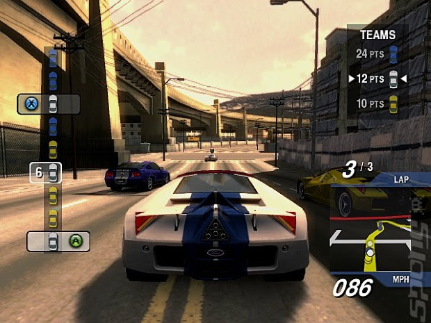 Ford Street Racing Full Version