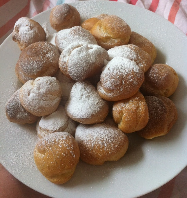 Dusted With Icing Sugar