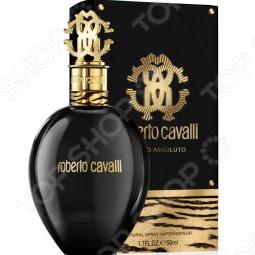 Парфюмированная вода для женщин Roberto Cavalli Nero Assoluto
