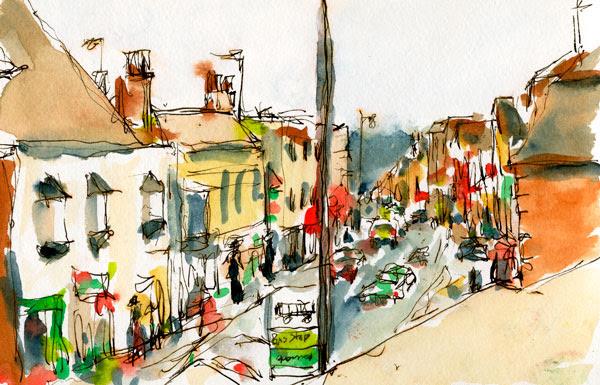 Chequer Street, St Albans