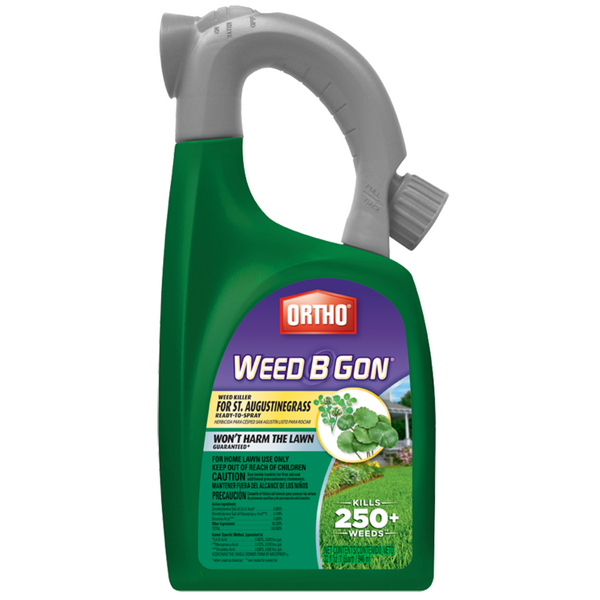 Ortho Weed B Gon Weed Killer Herbicide For St Augustine Grass 1