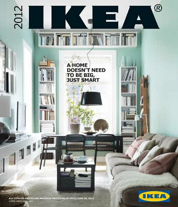 Best Interior Design Ideas From IKEA 2012 Catalog | InteriorHolic.