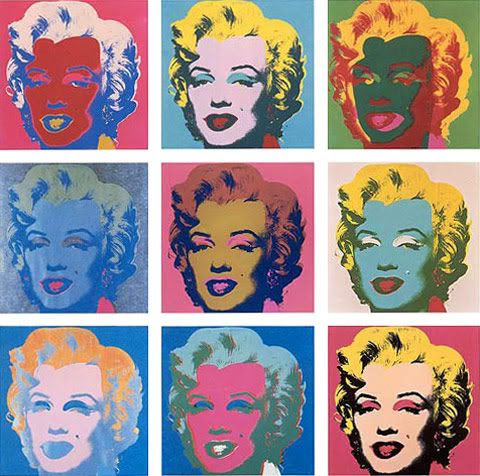 Andy Warhol's 'Marilyn' 1962