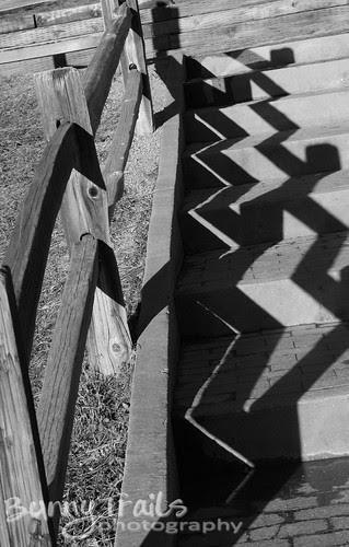 zigzag shadow