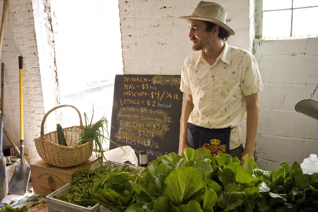 Farmer Ben