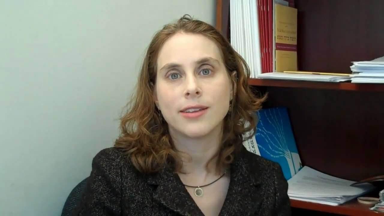 Rabbi Jill Jacobs, T'ruah