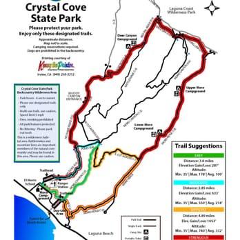 El Moro Trails Crystal Cove State Beach 448 Photos