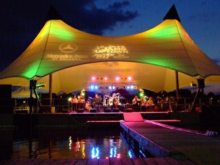 Eddie Rose Amphitheater at Cranes Roost Park